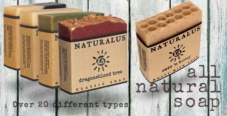 Naturalus Health All Natural Products Homemade In New